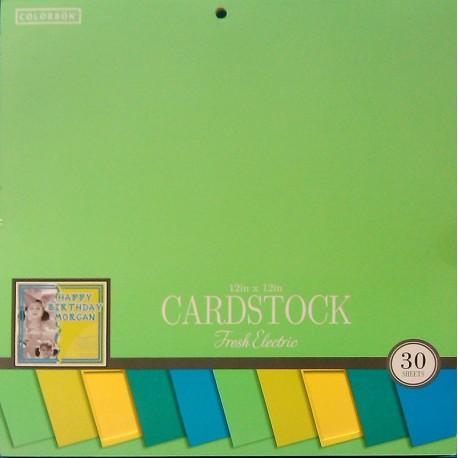 CARDSTOCK Electricos