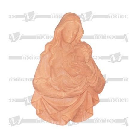 Plafón Virgen con Mantilla
