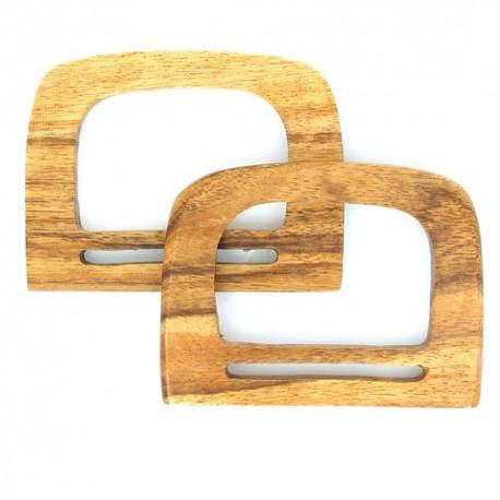 Asas de madera HAT