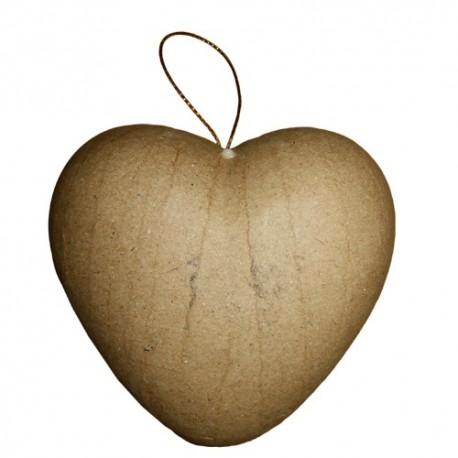 Caja Cartón Corazón