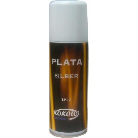 Plata en Spray