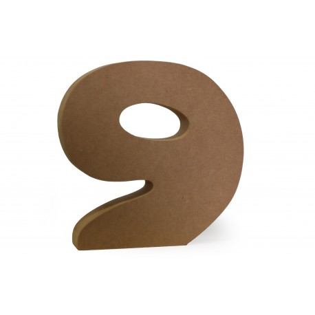 Numero DM - 9