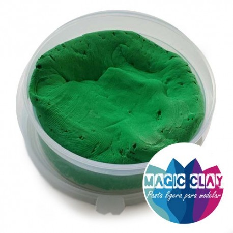 MAGIC CLAY verde oscuro