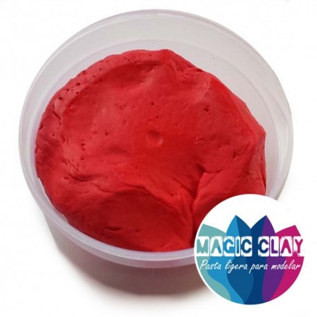 MAGIC CLAY rojo