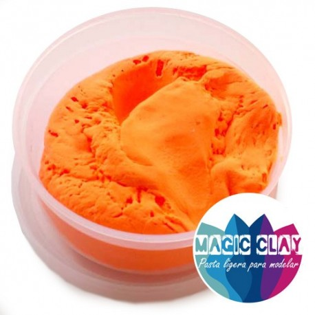 MAGIC CLAY naranja
