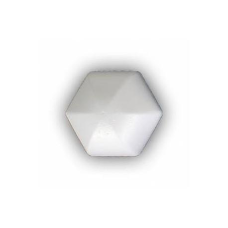 BOLAS DE POREX exagonal