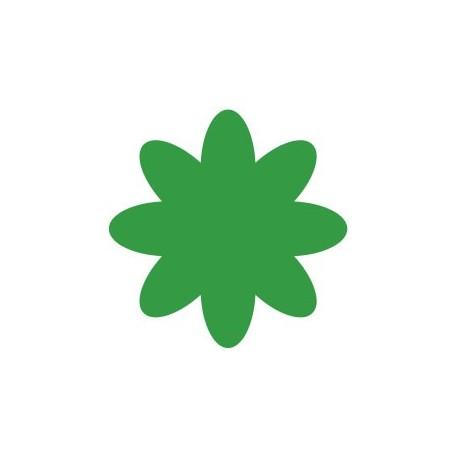Light foliage green