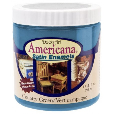 Americana Satin BRIGHT BLUE