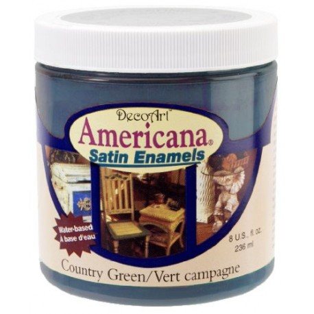 Americana Satin EVENING BLUE