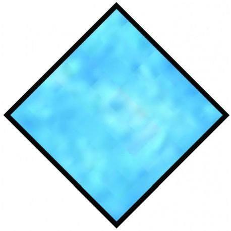 GALLERY GLASS BLUE DIAMOND 59 ML
