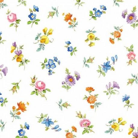 SERVILLETAS- Sprinkle Flowers