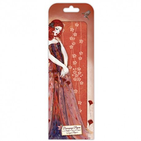 WILLOW Decoupage Paper