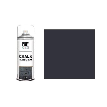 CHALK PAINT SPRAY negro plomo