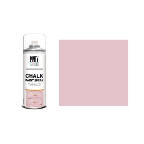 CHALK PAINT SPRAY Rosa Empolvado