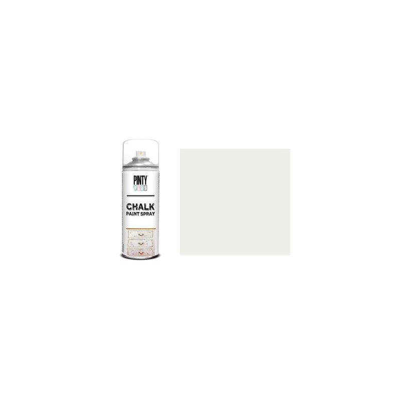 Pintura chalk en spray - Pintura blanco roto ...