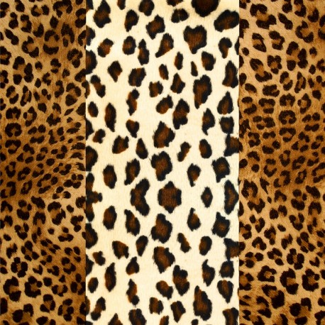 Fieltro Estampado LEOPARDO