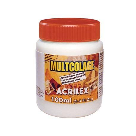 ACRILEX Multicolage Decoupage