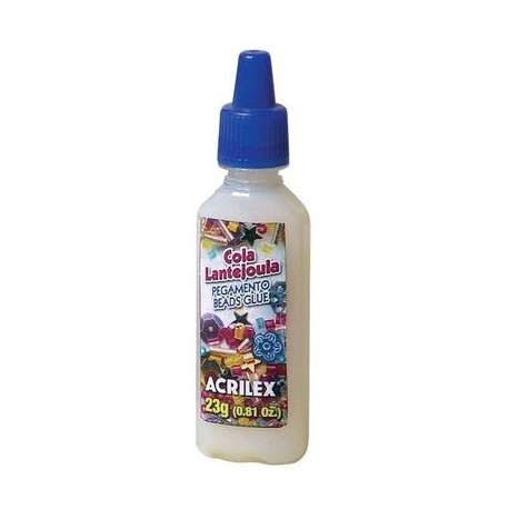 ACRILEX Cola Lentejuelas