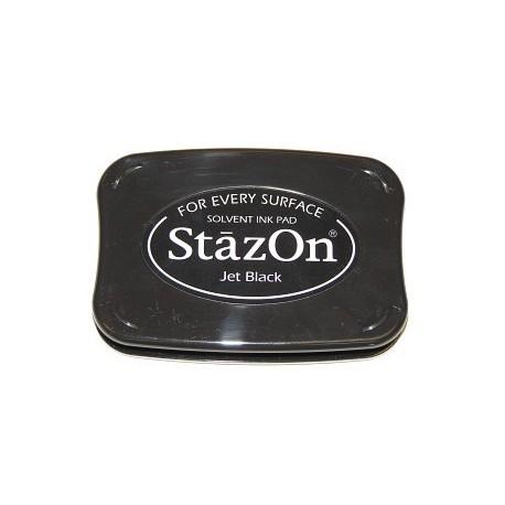 Tinta STAZON Jet Black