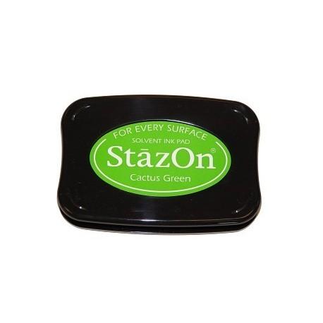 Tinta STAZON Cactus Green