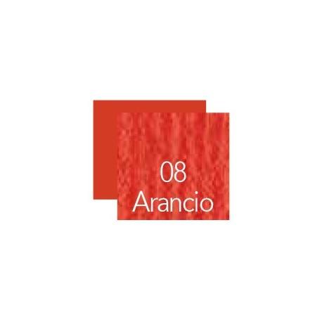 Cartulina LISO/RUGOSO Arancio