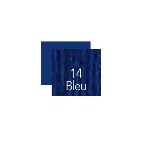 Cartulina LISO/RUGOSO Bleu