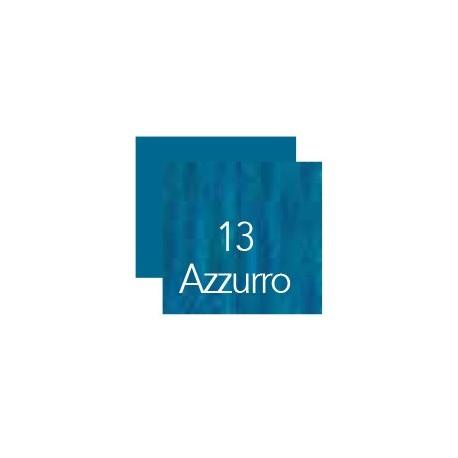 Cartulina LISO/RUGOSO Azzuro