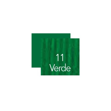 Cartulina LISO/RUGOSO Verde