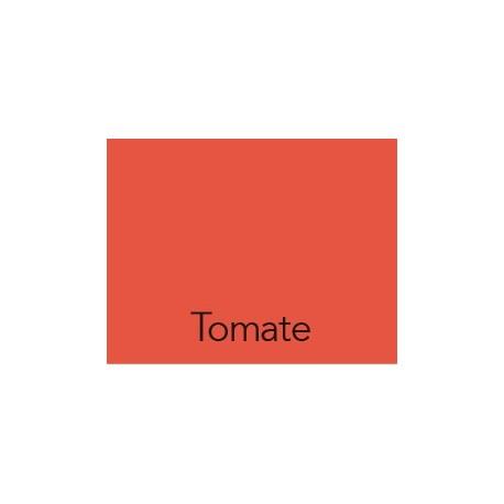 Cartulina IRIS Tomate