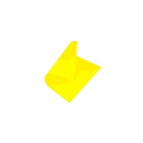 Cartulina A3 IRIS amarillo FLUOR