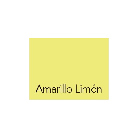 Cartulina 50x60 IRIS Amarillo Limón