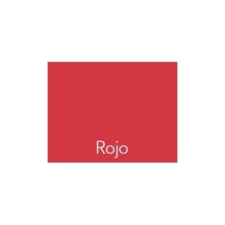 Cartulina 50x60 IRIS Rojo