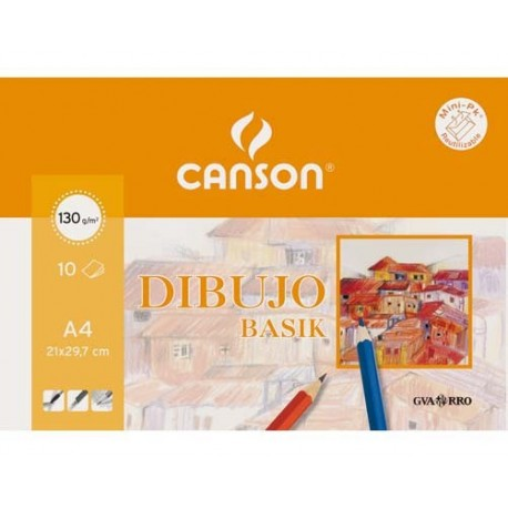 Mini-Pack dibujo CANSON A4+