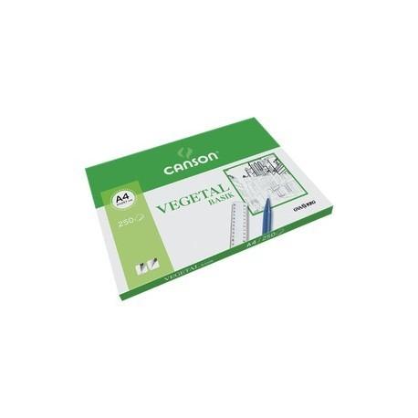 Caja de laminas Vegetal CANSON A3