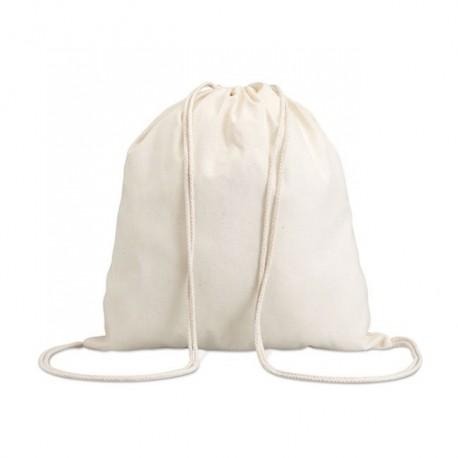 Bolsa-mochila de tela