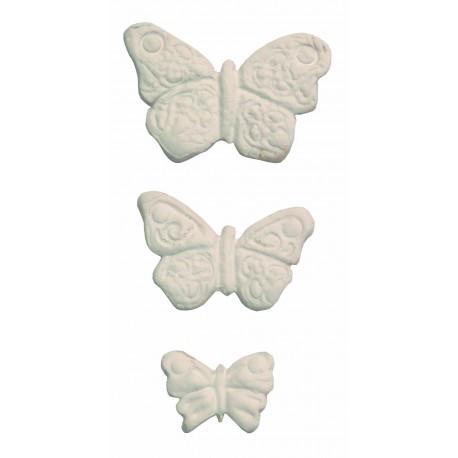 LES PETITS Mini Aplique Mariposas