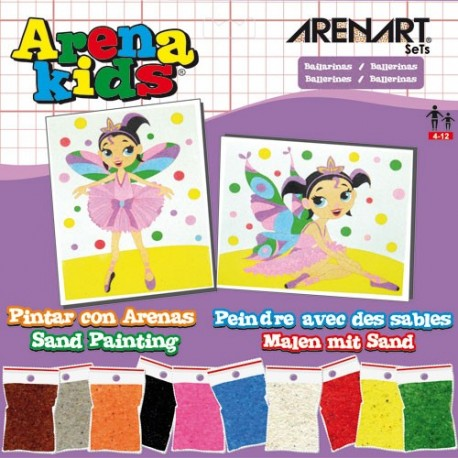 ARENA KIDS Bailarina