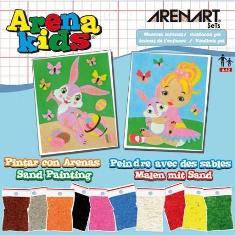 ARENA KIDS Mascota Infantil