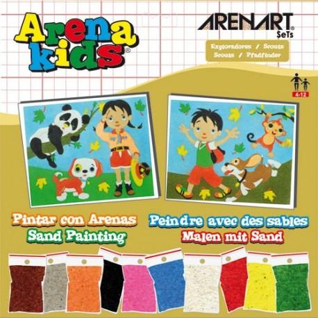 ARENA KIDS Exploradores