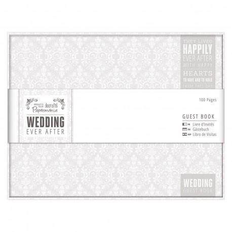 WEDDING Libro de firmas