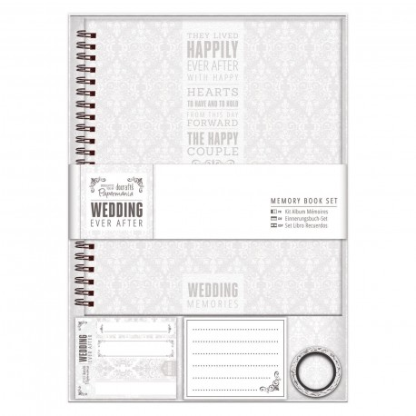 WEDDING Cuaderno de recuerdos