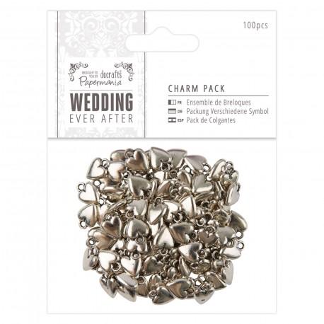 WEDDING Charm Corazón