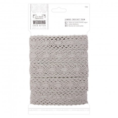 WEDDING Cinta Crochet