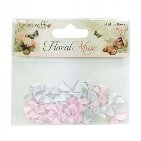 FLORAL MUSE Min lazos
