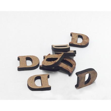-D- Mini Letra 1,5cm DM