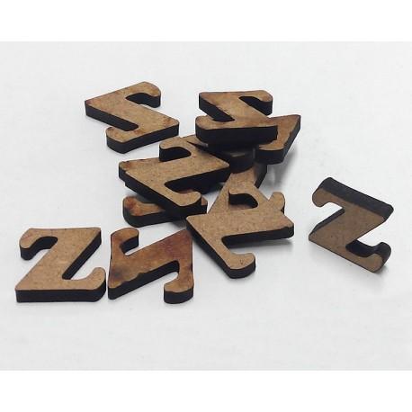 -Z- Mini Letra 1,5cm DM
