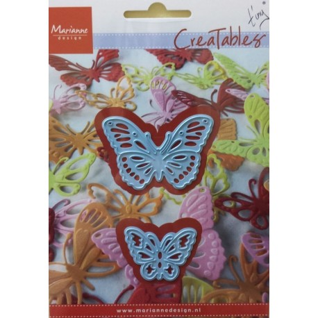 Troquel MARIANNE Tiny´s Butterfly