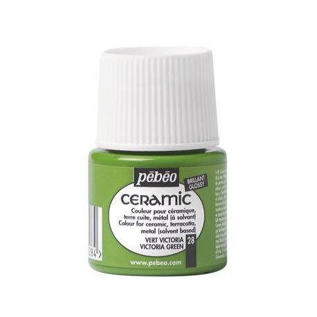 Pintura Verde Victoria CERAMIC