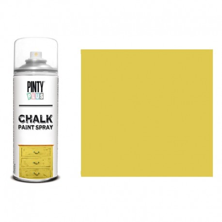 CHALK PAINT SPRAY Amarillo Mostaza