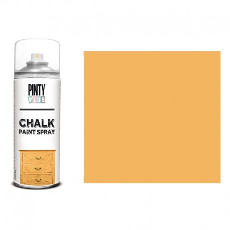 CHALK PAINT SPRAY Amarillo Melocotón